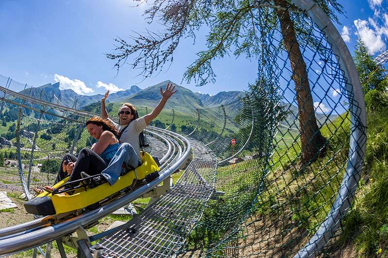 Luge Verdon Express